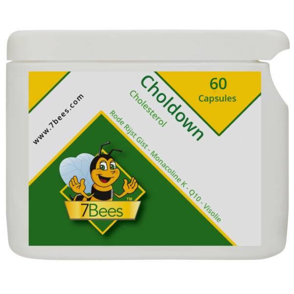Choldown-60-capsules-Frontaal-klein