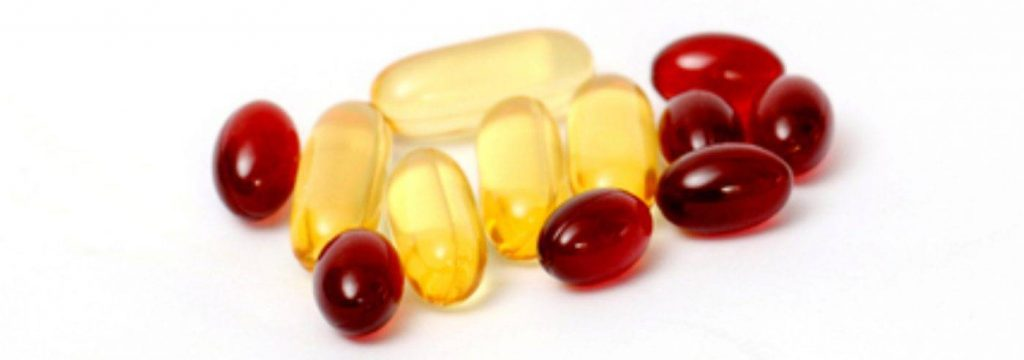 Krill-visolie-capsules