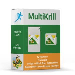 Multikrill-verpakking