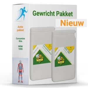 gewricht-pakket-nieuw-product